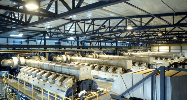 Steam Production System HFO Contamination Cleanout Project