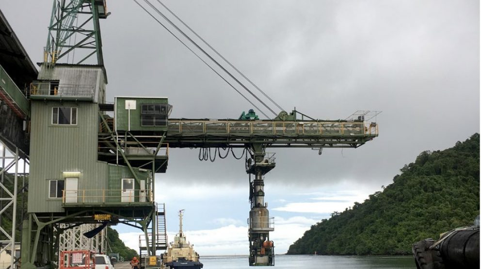 Shiploader Structural and Mechanical Inspection