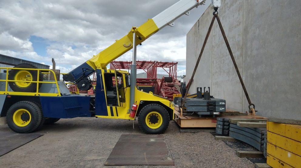 Crane Major Inspection